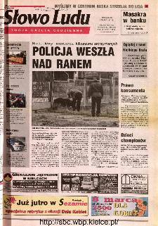 Słowo Ludu 2001 R.LII, nr 54 (Kielce region)