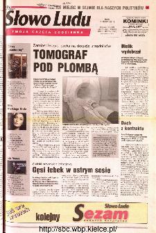 Słowo Ludu 2001 R.LII, nr 62 (Kielce region)