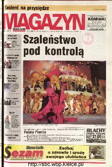 Słowo Ludu 2001 R.LII, nr 64 magazyn (Kielce region)