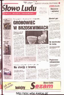Słowo Ludu 2001 R.LII, nr 65 (Kielce region)