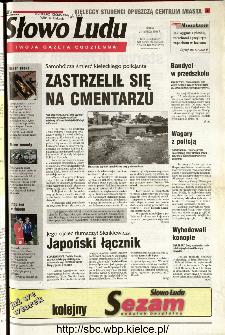 Słowo Ludu 2001 R.LII, nr 68 (Kielce region)