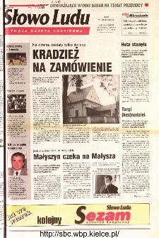 Słowo Ludu 2001 R.LII, nr 74 (Kielce region)