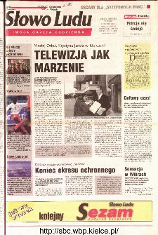 Słowo Ludu 2001 R.LII, nr 77 (Kielce region)