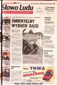 Słowo Ludu 2001 R.LII, nr 90 (Kielce region)