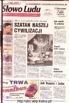 Słowo Ludu 2001 R.LII, nr 91 (Kielce region)