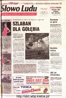 Słowo Ludu 2001 R.LII, nr 103 (Kielce region)