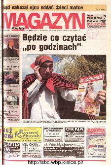 Słowo Ludu 2001 R.LII, nr 108 magazyn (Kielce region)