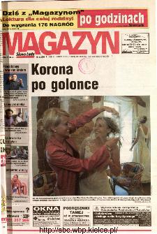 Słowo Ludu 2001 R.LII, nr 114 magazyn (Kielce, Radom A)