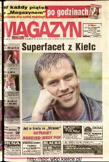 Słowo Ludu 2001 R.LII, nr 132 magazyn (Kielce, Radom A)