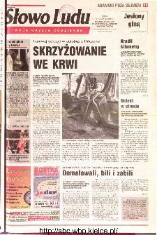 Słowo Ludu 2001 R.LII, nr 147 (Ponidzie, Jędrzejów, Włoszczowa,Sandomierz, Staszów, Opatów)