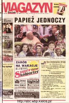 Słowo Ludu 2001 R.LII, nr 149 magazyn (Kielce, Radom A)
