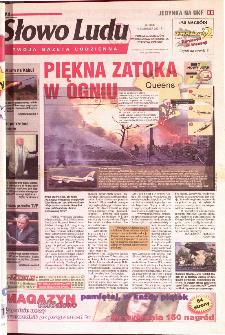Słowo Ludu 2001 R.LII, nr 264 (Ponidzie, Jędrzejów, Włoszczowa,Sandomierz, Staszów, Opatów)