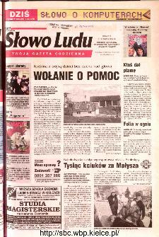 Słowo Ludu 2002 R.LIV, nr 26 (Ponidzie, Jędrzejów, Włoszczowa,Sandomierz, Staszów, Opatów)