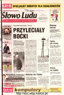 Słowo Ludu 2002 R.LIV, nr 67 (Ponidzie, Jędrzejów, Włoszczowa,Sandomierz, Staszów, Opatów)