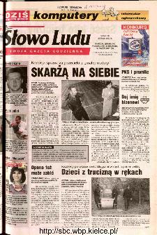 Słowo Ludu 2002 R.LIV, nr 118 (Ponidzie, Jędrzejów, Włoszczowa,Sandomierz, Staszów, Opatów)