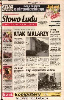 Słowo Ludu 2002 R.LIV, nr 147 (Ponidzie, Jędrzejów, Włoszczowa,Sandomierz, Staszów, Opatów)