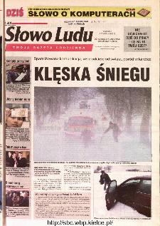 Słowo Ludu 2002 R.LIV, nr 2 (Ostrowiec, Starachowice, Skarżysko, Końskie)