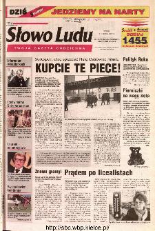 Słowo Ludu 2002 R.LIV, nr 6 (Ostrowiec, Starachowice, Skarżysko, Końskie)