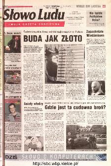 Słowo Ludu 2002 R.LIV, nr 8 (Ostrowiec, Starachowice, Skarżysko, Końskie)