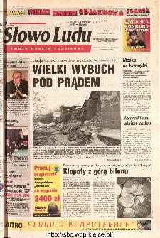 Słowo Ludu 2002 R.LIV, nr 13 (Ostrowiec, Starachowice, Skarżysko, Końskie)