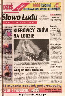 Słowo Ludu 2002 R.LIV, nr 18 (Ostrowiec, Starachowice, Skarżysko, Końskie)