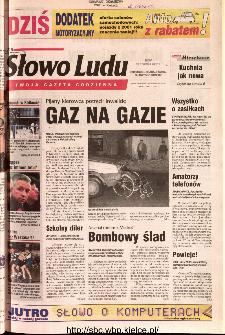 Słowo Ludu 2002 R.LIV, nr 19 (Ostrowiec, Starachowice, Skarżysko, Końskie)