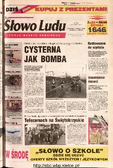 Słowo Ludu 2002 R.LIV, nr 24 (Ostrowiec, Starachowice, Skarżysko, Końskie)