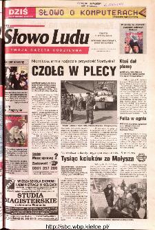 Słowo Ludu 2002 R.LIV, nr 26 (Ostrowiec, Starachowice, Skarżysko, Końskie)