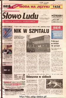Słowo Ludu 2002 R.LIV, nr 42 (Ostrowiec, Starachowice, Skarżysko, Końskie)