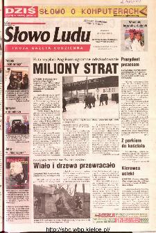 Słowo Ludu 2002 R.LIV, nr 50 (Ostrowiec, Starachowice, Skarżysko, Końskie)