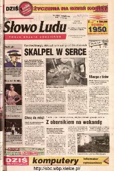 Słowo Ludu 2002 R.LIV, nr 56 (Ostrowiec, Starachowice, Skarżysko, Końskie)