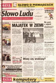 Słowo Ludu 2002 R.LIV, nr 61 (Ostrowiec, Starachowice, Skarżysko, Końskie)