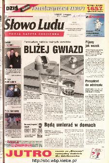 Słowo Ludu 2002 R.LIV, nr 66 (Ostrowiec, Starachowice, Skarżysko, Końskie)