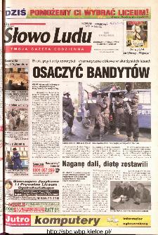 Słowo Ludu 2002 R.LIV, nr 73 (Ostrowiec, Starachowice, Skarżysko, Końskie)
