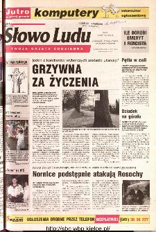 Słowo Ludu 2002 R.LIV, nr 77 (Ostrowiec, Starachowice, Skarżysko, Końskie)
