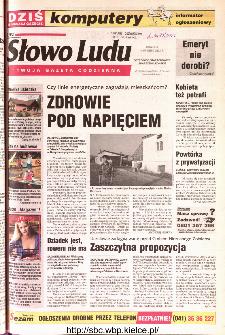 Słowo Ludu 2002 R.LIV, nr 78 (Ostrowiec, Starachowice, Skarżysko, Końskie)