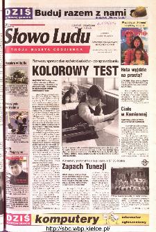 Słowo Ludu 2002 R.LIV, nr 84 (Ostrowiec, Starachowice, Skarżysko, Końskie)