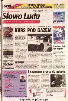 Słowo Ludu 2002 R.LIV, nr 110 (Ostrowiec, Starachowice, Skarżysko, Końskie)