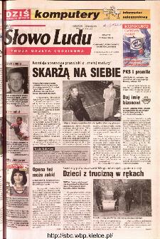 Słowo Ludu 2002 R.LIV, nr 118 (Ostrowiec, Starachowice, Skarżysko, Końskie)