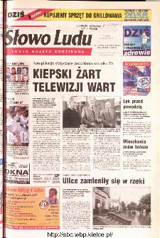 Słowo Ludu 2002 R.LIV, nr 122 (Ostrowiec, Starachowice, Skarżysko, Końskie)