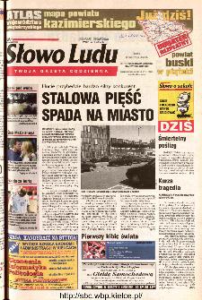Słowo Ludu 2002 R.LIV, nr 134 (Ostrowiec, Starachowice, Skarżysko, Końskie)