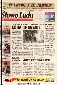 Słowo Ludu 2002 R.LIV, nr 139 (Ostrowiec, Starachowice, Skarżysko, Końskie)