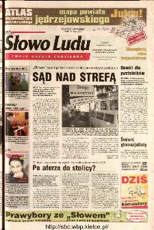 Słowo Ludu 2002 R.LIV, nr 141 (Ostrowiec, Starachowice, Skarżysko, Końskie)