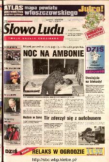 Słowo Ludu 2002 R.LIV, nr 145 (Ostrowiec, Starachowice, Skarżysko, Końskie)