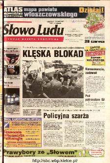 Słowo Ludu 2002 R.LIV, nr 146 (Ostrowiec, Starachowice, Skarżysko, Końskie)