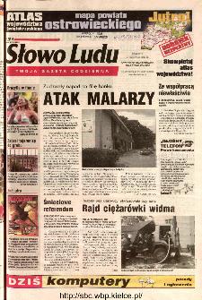 Słowo Ludu 2002 R.LIV, nr 147 (Ostrowiec, Starachowice, Skarżysko, Końskie)