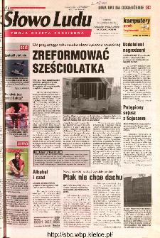 Słowo Ludu 2002 R.LIV, nr 264 (Ostrowiec, Starachowice, Skarżysko, Końskie)