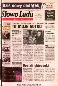 Słowo Ludu 2002 R.LIV, nr 275 (Ostrowiec, Starachowice, Skarżysko, Końskie)
