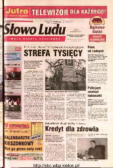 Słowo Ludu 2002 R.LIV, nr 286 (Ostrowiec, Starachowice, Skarżysko, Końskie)