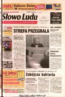 Słowo Ludu 2002 R.LIV, nr 287 (Ostrowiec, Starachowice, Skarżysko, Końskie)